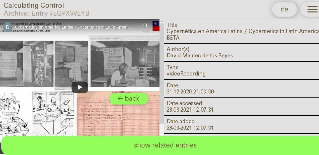 Académico de Arquitectura participa en exposición internacional de cibernética y arte contemporáneo