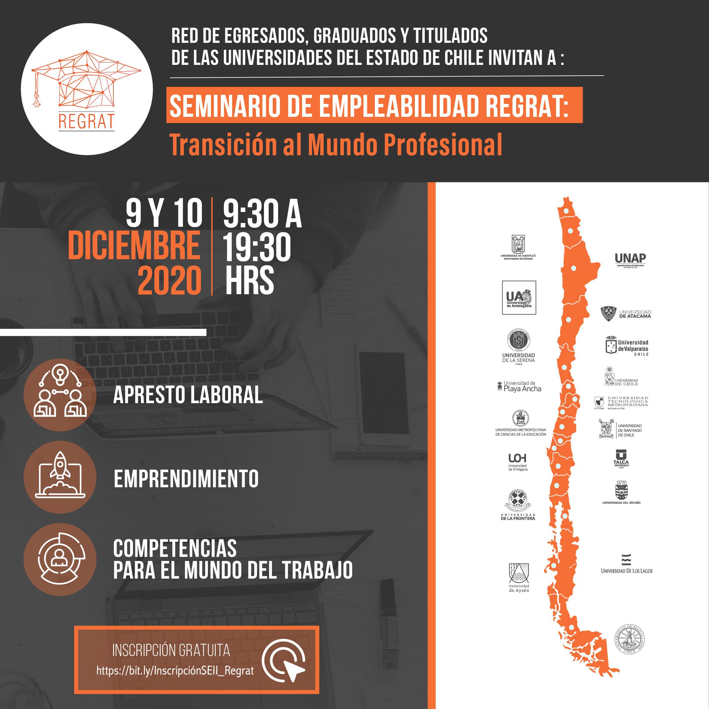 Seminario de Empleabilidad: Transición al Mundo Profesional