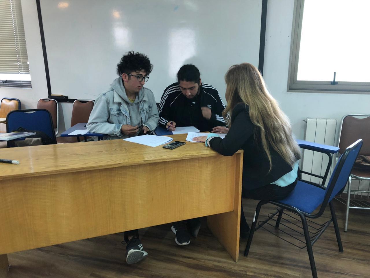 """Ingeniería en Geomensura UTEM realizó sus Talleres """"Ad Portas"""" 2019"""