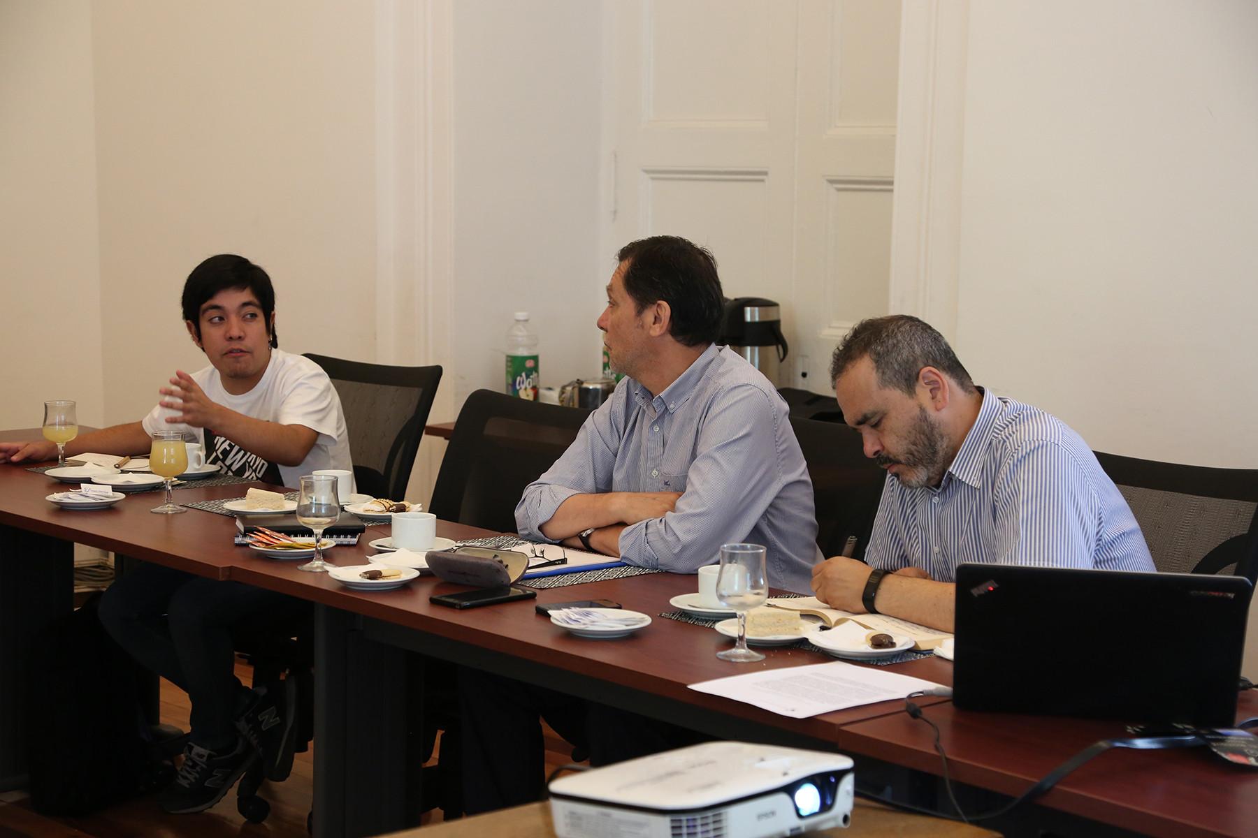 Cartografía y Geomática UTEM constituye su comité de empleabilidad