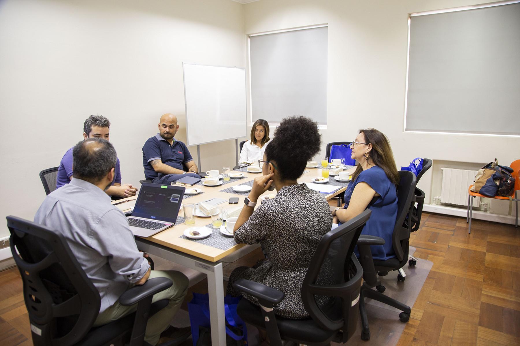 Ingeniería en Geomensura UTEM constituye su comité de empleabilidad
