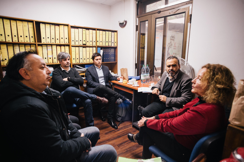 Ingeniería en Comercio Internacional UTEM constituye su comité de empleabilidad