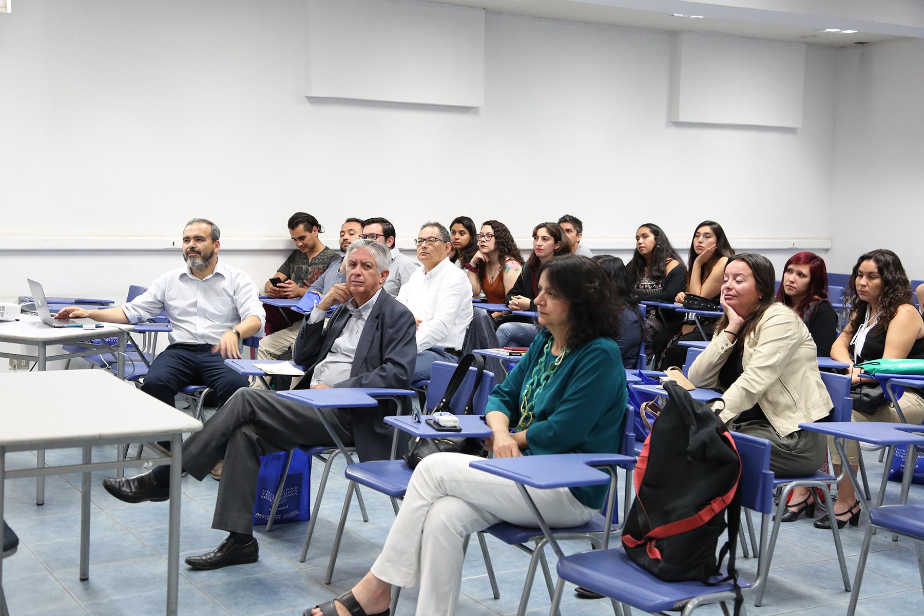 Ingeniería en Industria Alimentaria UTEM realiza encuentro para analizar las tendencias laborales del área