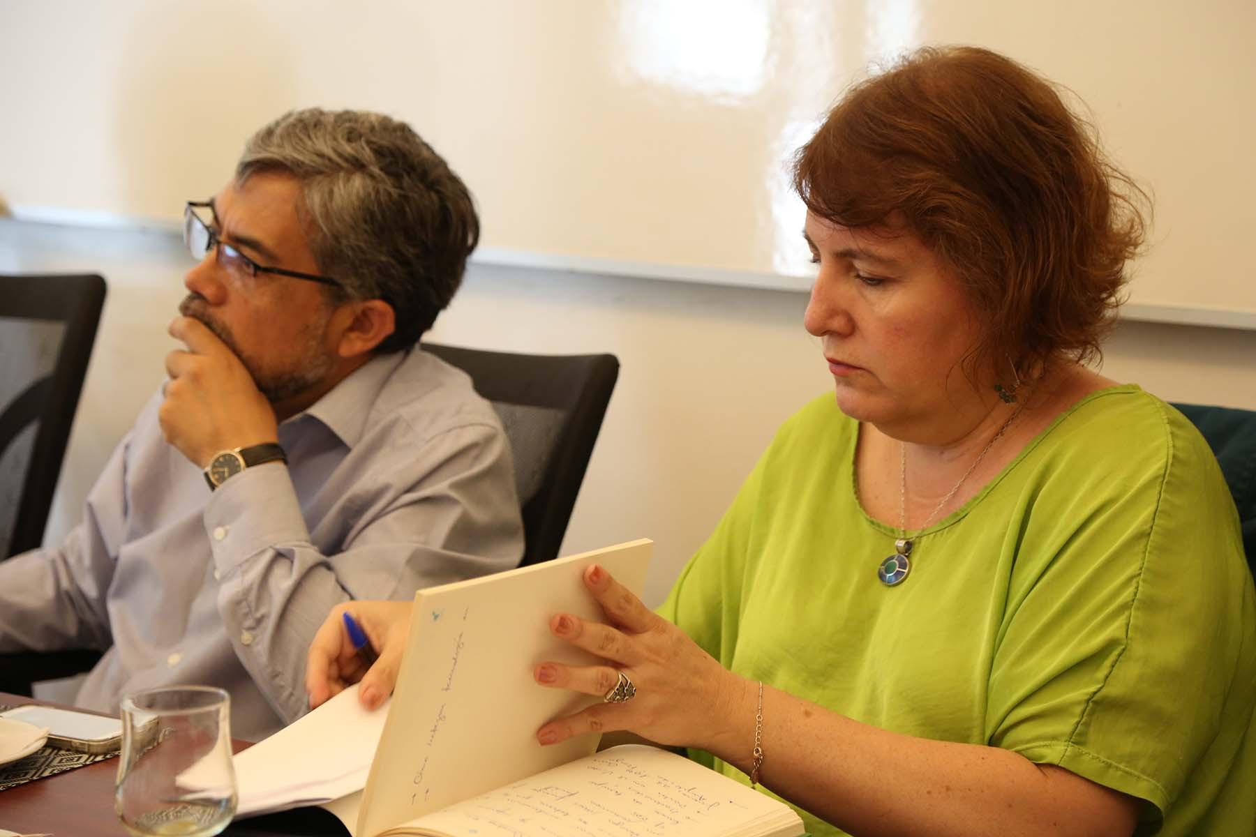 Trabajo Social UTEM constituye su comité de empleabilidad