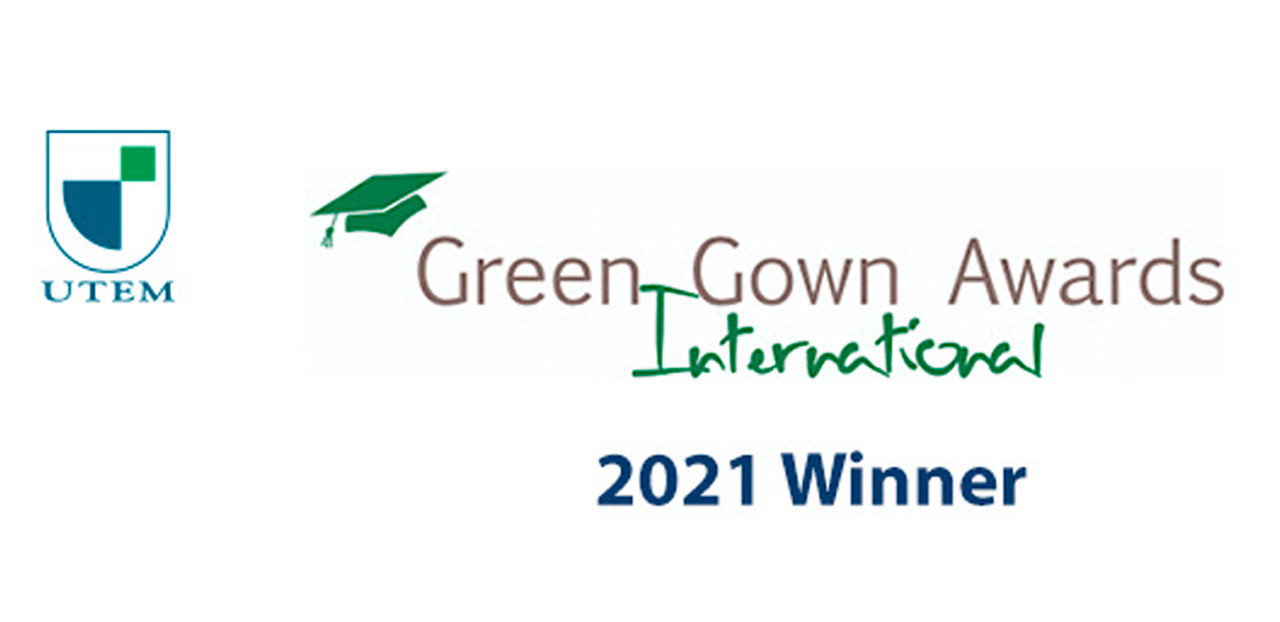 La UTEM gana prestigioso Premio Internacional sobre Sustentabilidad Universitaria